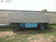 Прицеп КАМАЗ - обмен на ГАЗ-53