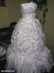 ОнЛайн Маркет: Продам шикарное свадебное платье! kirovograd...