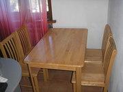 Стол кухня или столовая и 4 стула