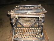 ундервудь пишущая машинка