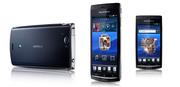Sony Ericsson X12  2Sim+Wi-Fi +TV.