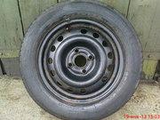 ПРОДАМ один оригинальный металлический диск с шиной