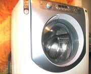 Продам недорого стиральную машинку Hotpoint-Ariston aq7f 09 u (csi) /1