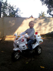 детский мотоцикл на АКБ б/у кировоград