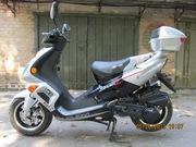 Продам скутер TIGER HT150T-11 SPORT 2008 г.в.