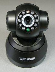 Wi-Fi IP поворотная камера