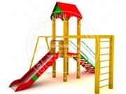 Детский игровой комплекс Малютка-5.
