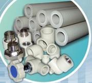 Полипропиленовые фитинги для отопления и водоотведения Кировоград