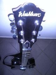 Продаю гітару Washburn WL-14