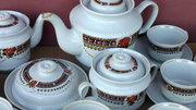 Новый чайный сервиз Ромашка
