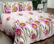 Комплекты постельного белья,  Комплект двуспальный «Цветочный сон»