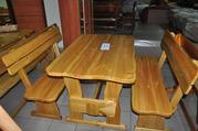 Изготовим деревянные столы из натуральных пород дерева