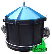 Формы для производства бетонных колодезных колец