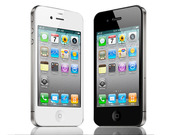 Iphone 4G Black/White