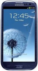 Samsung Galaxy I 9100 SIII Blue