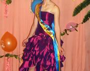 выпускное, вечернее платье