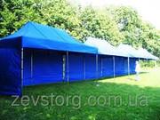Качественный шатер для торговли