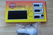 Зарядка на солнечных батареях