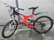 Optima Blast DD - горный велосипед
