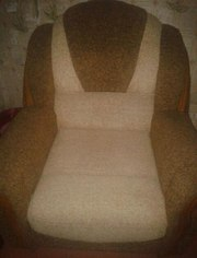 Розкладне крісло б/у
