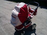 Продам детскую коляску ADAMEX COSMOS 2 в 1