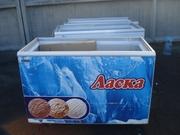 Холодильные и морозильные камеры от 300 литров до 100 куб метров.
