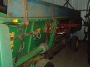 Комбайн John Deere 9600
