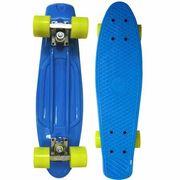 Скейт Penny Board 22 голубой