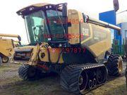 Комбайн зерноуборочный CAT Lexion 585R