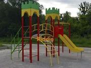 Игровые комплекс и детские площадки