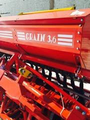 Сеялка зерновая СЗ 3, 6 (5, 4) Grain