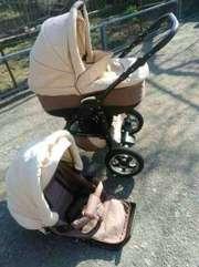 Продам универсальную детскую коляску б/у в хорошем состоянии!!!