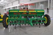 Зерновая сеялка Harvest 3.6  с пальцевыми загортачами .
