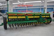 Зерновая сеялка Harvest 6, 3-02 c прикатывающими катками