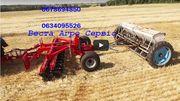 Приставка прямого сева к серийным зерновым сеялкам типа СЗ КРОНА-3, 6.