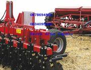 Приставка прямого сева к серийным зерновым сеялкам типа СЗ Крона-5, 4.