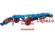 Каток зубчато-кольчатый гидрофицированный КЗК-12, 5ПТ.