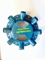 Раструб полиэтиленовый СУПА 00.067 вентилятора или коллектора,