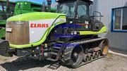 Трактор Claas Challenger 65E.