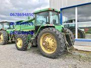 Трактор Johne Deer 8400.
