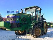 Трактор John Deere 8310RT,