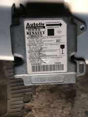 Б/у блок управления airbag для Renault Scenic 1,  Рено Сценик 1999-2003