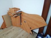 Продам угловой компьютерный стол,  очень большой
