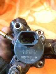 Б/у клапан регулировки давления 0281002381 Renault 1.9dci,  Bosch
