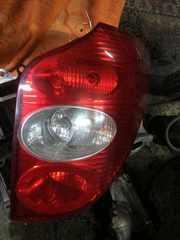 Б/у фонарь задний правый Renault Laguna 2,  8200002472,  универсал,