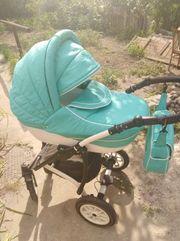 Продам детскую коляску 2 в1