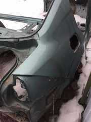 Б/у четверть крыло заднее правое Renault Megane 2,  седан,  7751475051,