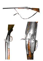 Продам старинное бельгийское ружье